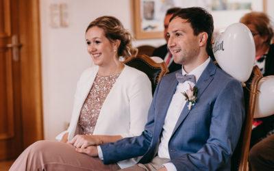 Standesamtliche Hochzeit in Gau-Odernheim